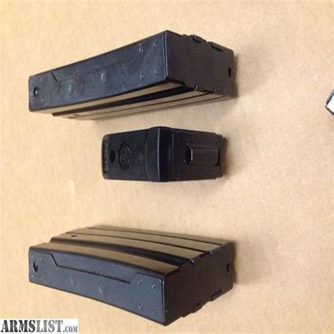 Ruger M14 Clips