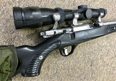Ruger M77 22 Rifle