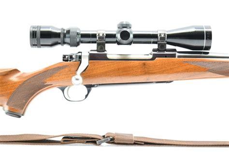 Ruger M77 7mm Muzzle Brake