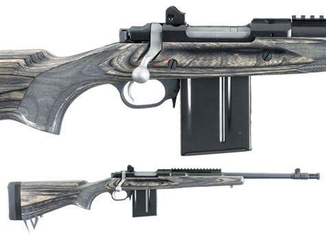 Ruger M77 Gunsite Scout Rifle 308 Blue