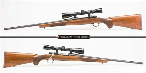 Ruger Ruger M77 Hawkeye 30 06 Review.
