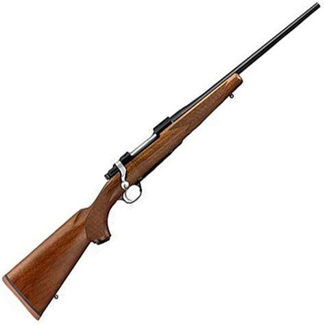 Ruger M77 Hawkeye Compact Rifle 7mm08 16 5in Walnut