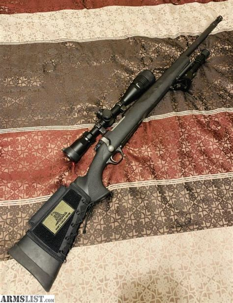 Ruger Ruger M77 Hawkeye Tactical 308 Review.