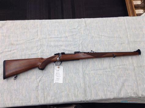 Ruger Ruger M77 Mannlicher 308.