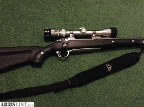 Ruger Ruger M77 Mark Ii 30 06 Stainless Synthetic.