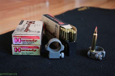 Ruger M77 Rifle Bullets