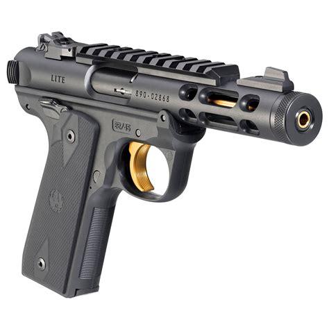 Ruger Mark Iv 22 45 22 Long Rifle