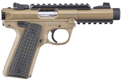 Ruger Mark Iv 22 45 Tactical For Sale Cheap Shipping