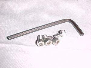 Ruger Ruger Mark Mk Screws Stainless.