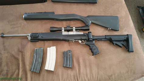 Ruger Mini 14 223 Or 5 56