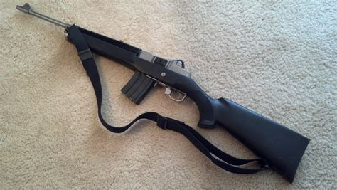 Ruger Mini 14 Assault Rifle For Sale