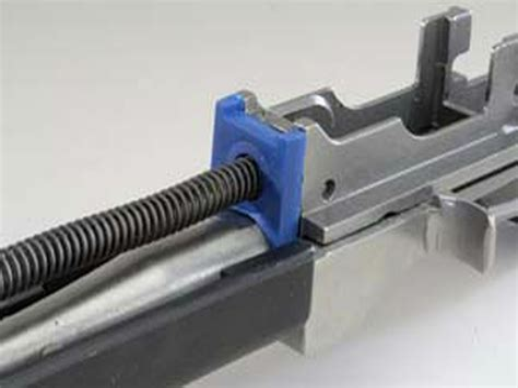 Ruger Mini 14 Buffer Install