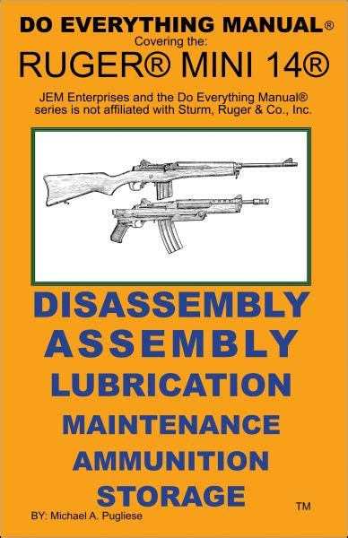 Ruger Mini 14 Do Everything Manual Pdf Download