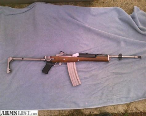 Ruger Mini 14 Gb F For Sale