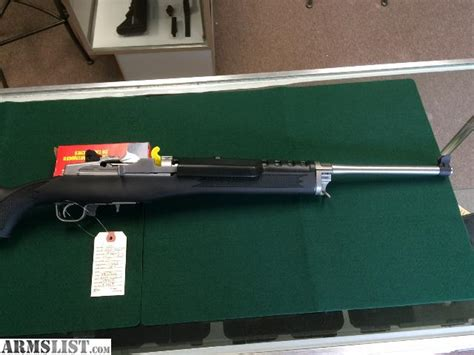 Ruger Ruger Mini 14 Ny Legal.