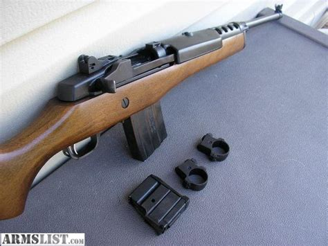 Ruger Mini 14 Ranch Rifle 308