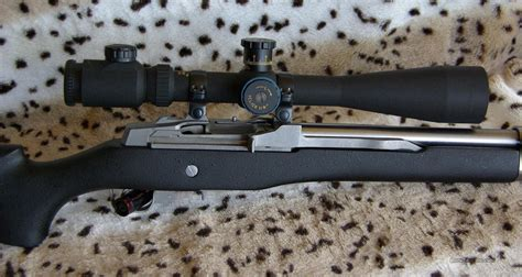 Ruger Mini 14 Ranch Rifle Accuracy