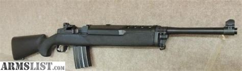 Ruger Mini 14 Ranch Rifle Nra Edition