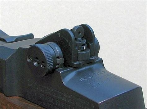 Ruger Mini 14 Replacement Sights