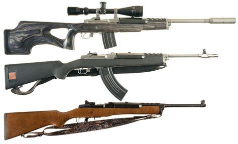 Ruger Mini 14 Sniper Rifle