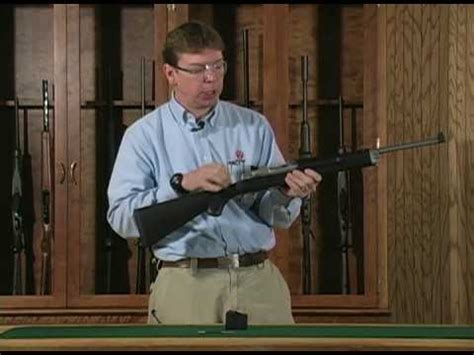 Ruger Mini 14 Tactical Disassembly