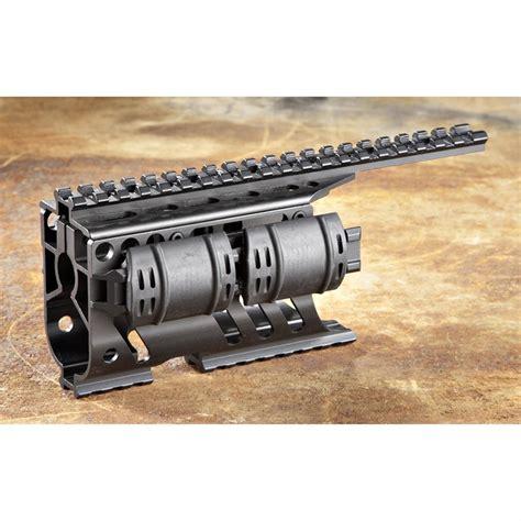 Ruger Mini 14 Tactical Quad Rail