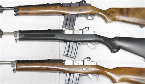 Ruger Mini14 Police Tradein Rifles
