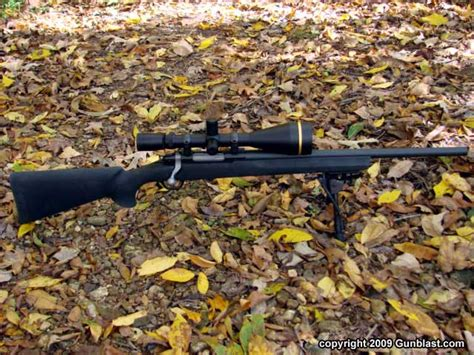 Ruger Model 77 Hawkeye Tactical 308 Bolt Action Rifle