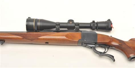 Ruger No 1 243 Single Shot Rifle