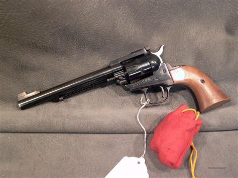 Ruger Old Model Single Six 22 Revolver Gate Detent