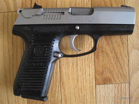 Ruger P Series 9mm For Sale