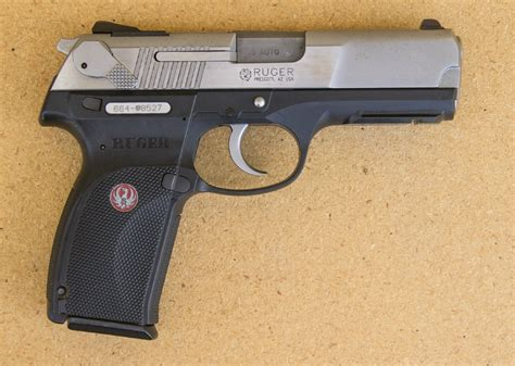 Ruger Ruger P345 45 Acp Pistol.