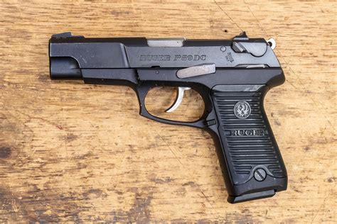 Ruger Ruger P89dc 9mm Pistol.
