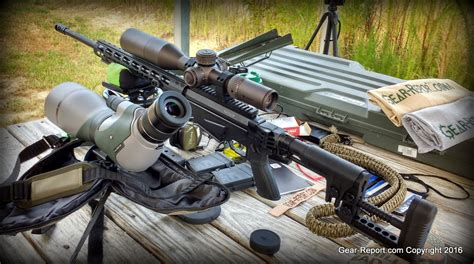 Ruger Precision Rifle Review 2016