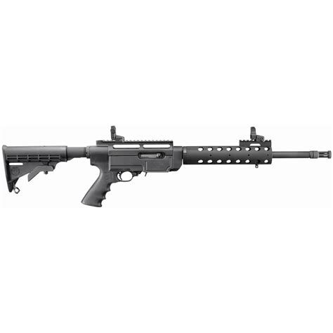 Ruger Precision Rifle 22lr 15 1 Collapsible Folding Stock