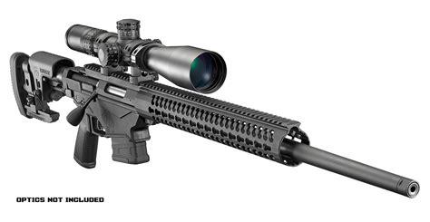 Ruger Precision Rifle 243 Barrel Twist