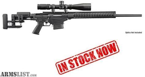 Ruger Ruger Precision Rifle 243 Price.