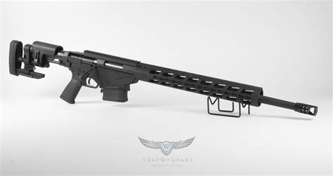 Ruger Precision Rifle 308 Bullet Jump