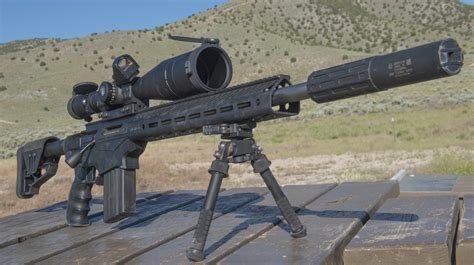 Ruger Precision Rifle 308 Suppressor