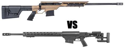 Ruger Precision Rifle 338 Vs Savage 110 Ba