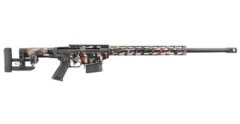 Ruger Precision Rifle 6 5 American Flag