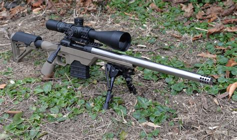 Ruger Precision Rifle 6 5 Creedmoor Long Distance Shot