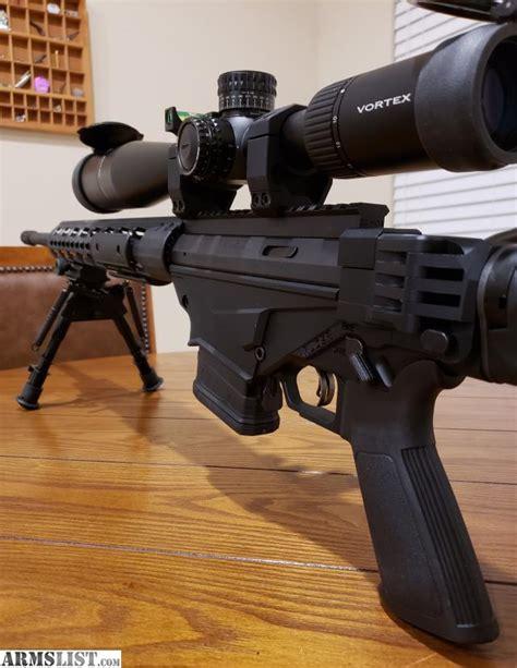 Ruger Precision Rifle 6mm Creedmoor Gen 2