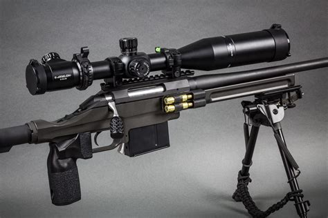 Ruger Precision Rifle Aftermarket Chassis