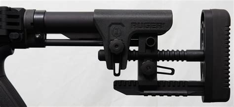 Ruger Precision Rifle Butstock