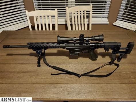 Ruger Precision Rifle Cal 308