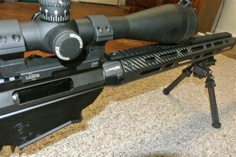 Ruger Precision Rifle Carbon Fiber Handguard