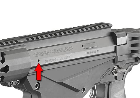 Ruger Precision Rifle Height Over Bore