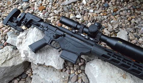 Ruger Precision Rifle In 223 Review