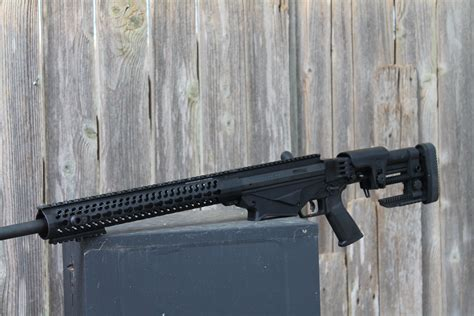 Ruger Precision Rifle In 308 Caliber